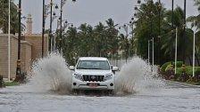 Mindestens zwei Tote durch Zyklon im Oman