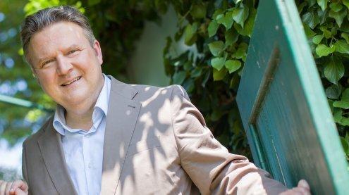 Michael Ludwig optimistisch: Der neue Bürgermeister im Interview