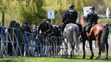 """""""Nicht mehr zeitgemäß"""": Kritik an Pferdepolizei"""