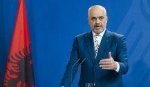 Albaniens Premierminister Rama zu Besuch in Wien