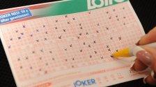 Lotto-Dreifach-Jackpot mit 3,6 Millionen Euro
