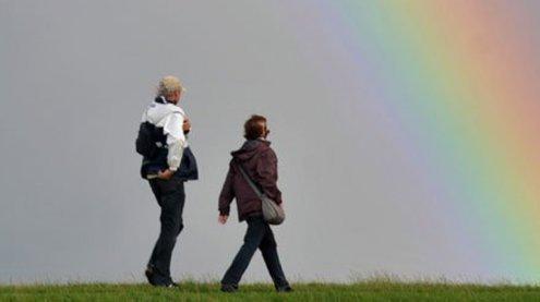 Prognose: Wochenende bringt ein Wechselspiel aus Sonne & Regen