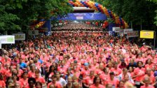 33.000 Anmeldungen beim Frauenlauf in Wien