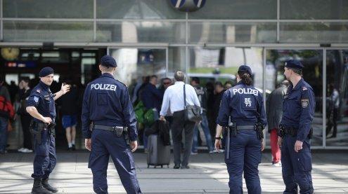 Schwerpunktaktion am Wiener Praterstern: Sieben Festnahmen