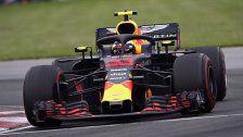 Red Bull mit Honda statt Renault-Motoren