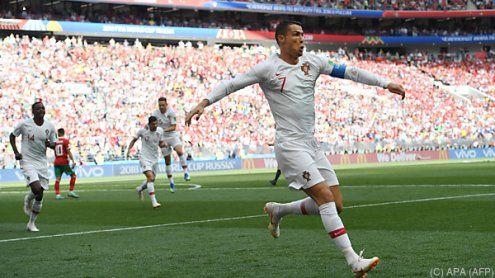 Ronaldo schoss Portugal zu 1:0-Sieg über Außenseiter Marokko