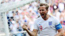 Achtelfinale: England gewinnt mit einem 6:1