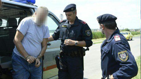 Verdächtiger aus Wien soll bei Tatrekonstruktion helfen