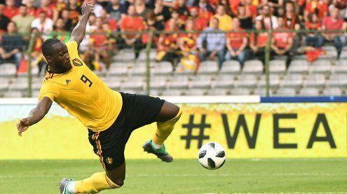 WM: Heute stehen sich Belgien & Panama beim Spiel gegenüber