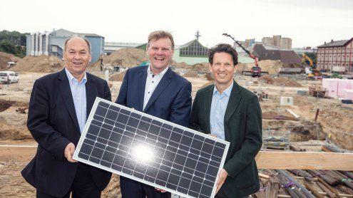 Ottakringer in Wien-Simmering setzt auf Photovoltaik-Anlage