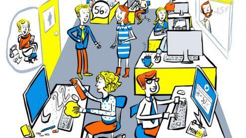 Weltbummeltag: Wie schiebt ihr Aufgaben am Arbeitsplatz auf?