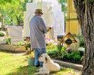 Erster Friedhof für Mensch & Tier wurde in Wien-Simmering eröffnet