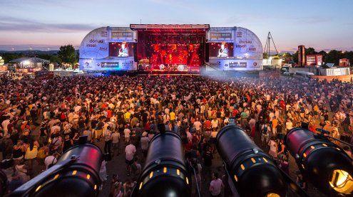 Das Wiener Donauinselfest 2018 startet: Die Highlights an Tag 1
