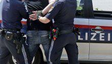 38-Jähriger schlug Fenster mit Ziegelstein ein