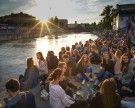 Illegale Getränkeverkäufer am Wiener Donaukanal: Große Mengen an Dosen beschlagnahmt