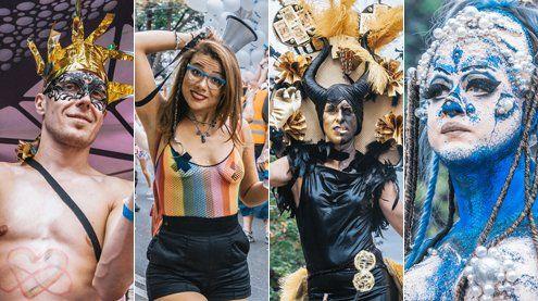 200.000 Teilnehmer: Alle Bilder von der Wr. Regenbogenparade